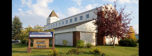 St  John's United Church